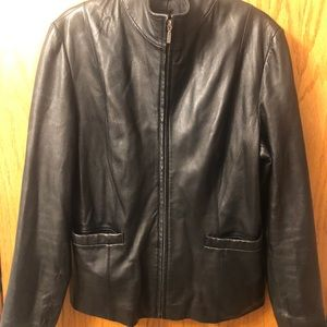 JLC NY Leather Jacket